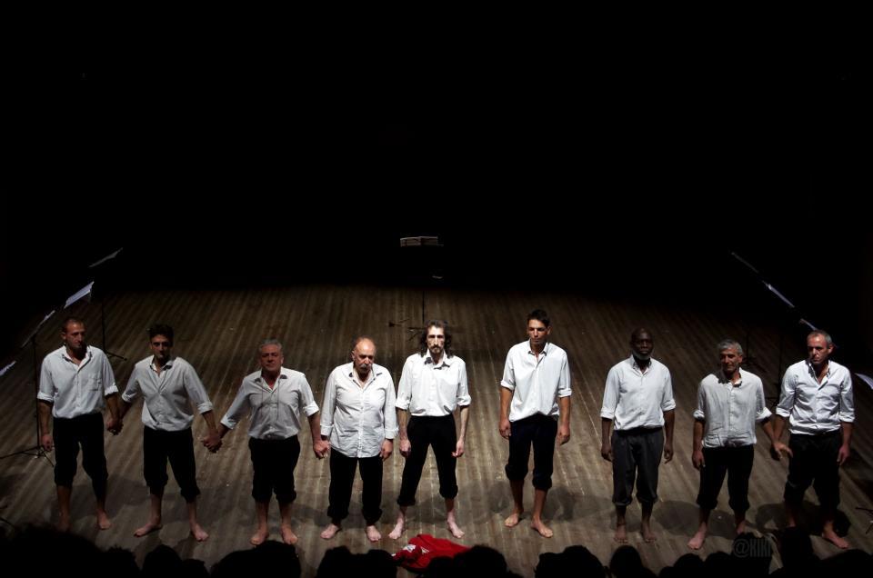 Attraverso Caligola - Teatro dei Venti