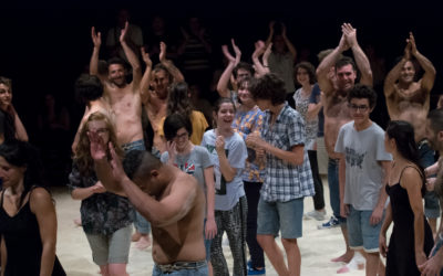 Il Teatro Carcere incontra gli studenti degli Istituti Superiori