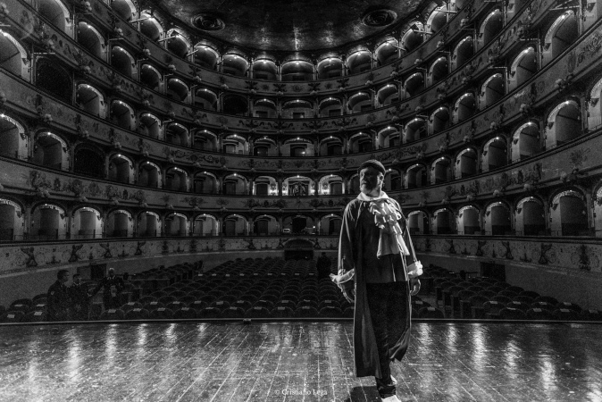 Il Teatro Nucleo per Stanze di Teatro in Carcere