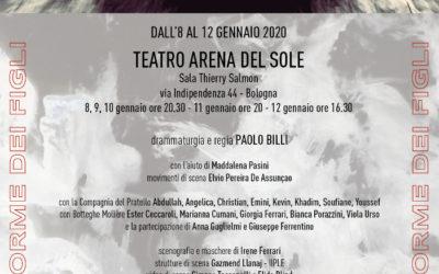 """""""Le orme dei figli"""" a Bologna"""
