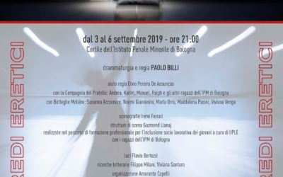 Eredi Eretici 3-6 settembre a Bologna