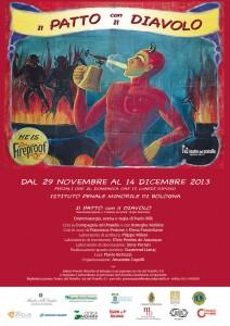 Bologna – IL PATTO CON IL DIAVOLO